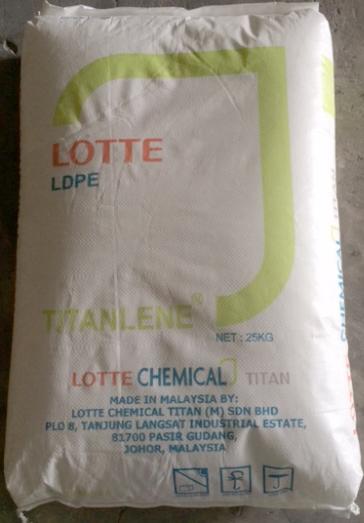 LDPE Film LDF260GG Lotte Titan